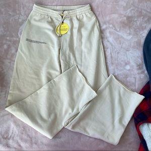 The Pangaia loose track pants
